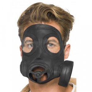 Gas Mask - Latex