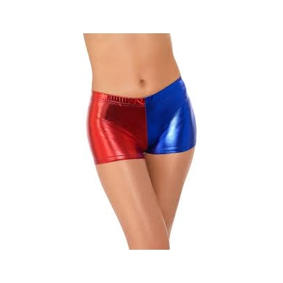 Hot Pants - Harley Quinn Style title=