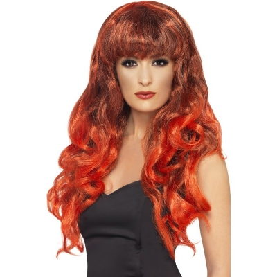 Siren Wig - Red title=
