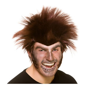 Werwolf Wig - Brown