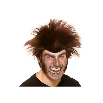 Werwolf Wig - Brown title=