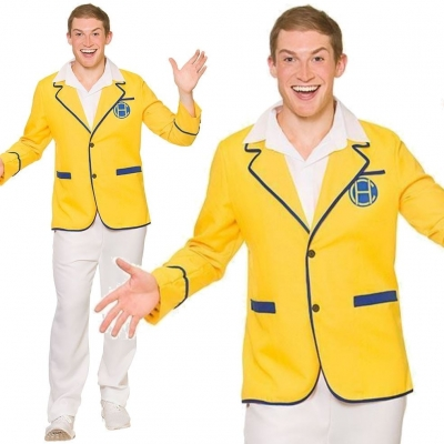 Holiday Camp Guy Costume - Hi-de-Hi! Style title=