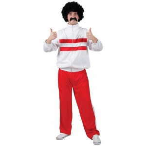 Funny Athlete Costume - 118 Style