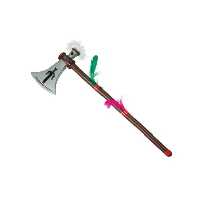 Indian Weapon - Tomahawk Axe title=