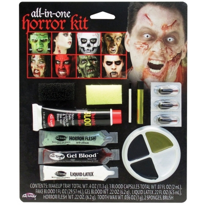 Makeup Kit - All In One Horror Kit title=