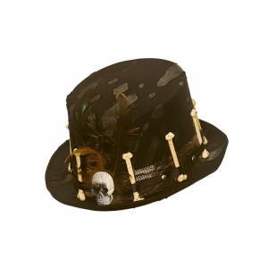 Voodoo Witch Doctor Hat