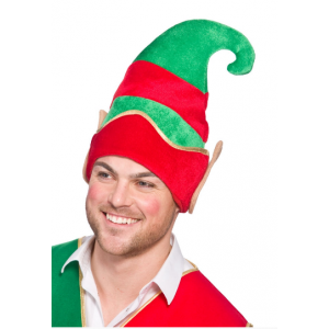 Deluxe Christmas Elf Ear Hat
