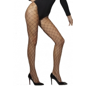 Diamond Fishnet Ti..
