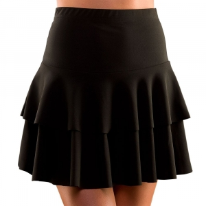 80's RaRa Skirt - Black