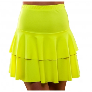 80's RaRa Skirt - Yellow
