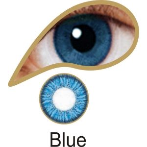 Blue Contact Lenses 3 Month