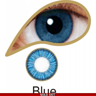 Blue Lenses  - 1 Day title=