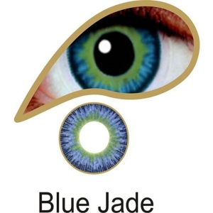 Blue Jade Contact Lenses 3 Month