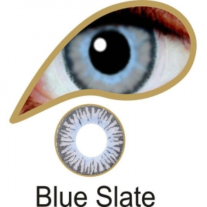 Blue Slate - 3 Month Lenses