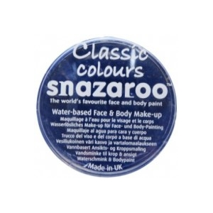 Snazaroo - Dark Blue 18ml