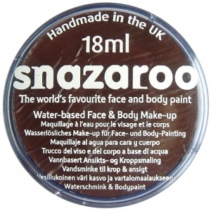 Snazaroo - Dark Brown 18ml