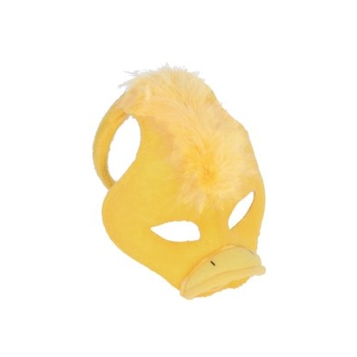 1 2 Face Duck Mask on Headband + Sound 666ac03165a