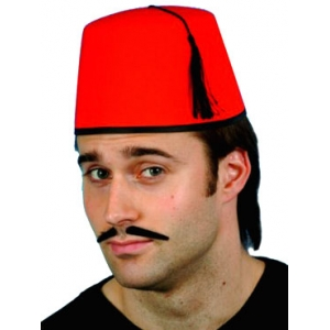 Fez Hat- Tommy Cooper Style