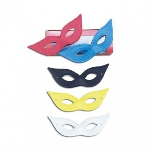 Flyaway Domino Eye Mask