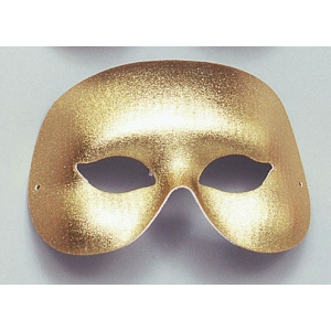 Cocktail Mask - Gold