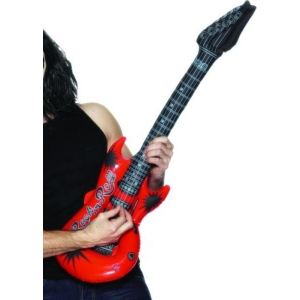 Inflatable Guitar