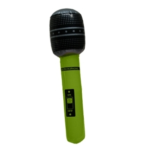 Inflatable Microphone