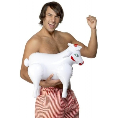 Inflatable Sheep title=