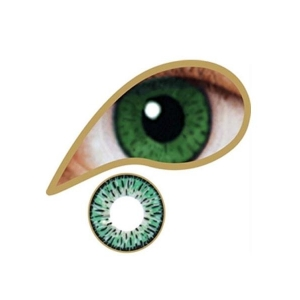 Jade Green Lenses 3 Month