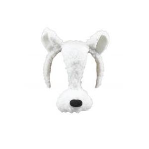Lamb Mask on Headband +..