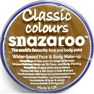 Snazaroo - Light Beige 18ml