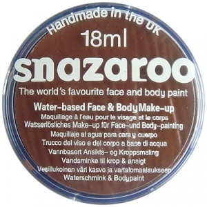 Snazaroo - Light Brown 18ml