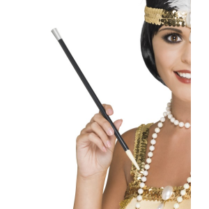Long Black Cigarette Holder