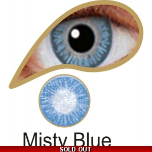 Misty Blue - 1 Day Contacts