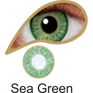 Sea Green - 1 Day Lenses
