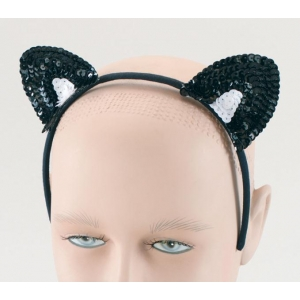 Cat Ears - Sequin