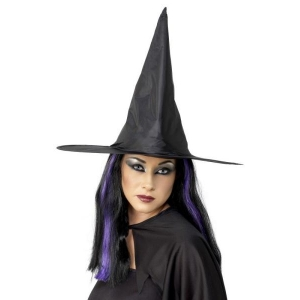 Witch Hat - Plain Black