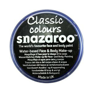 Snazaroo - Black 18ml