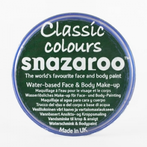 Snazaroo - Dark Green 18ml