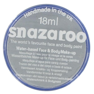 Snazaroo - Light Grey 18ml