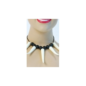 Caveman Fang Tooth Necklace