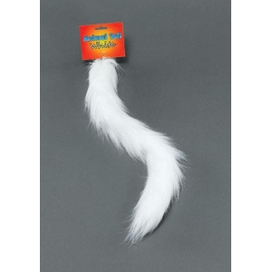 Animal Tail - White