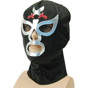 Macho Mexican Wrestler Mask