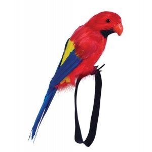 Wrist Parrot - Feathered