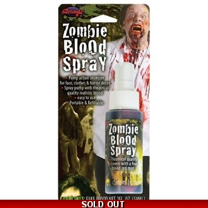 Zombie Blood Spray