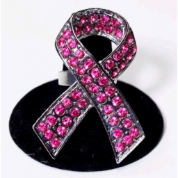 Ring, Breast Cancer Awarenes..