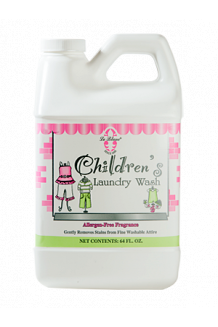 Children's Laundry Wash..