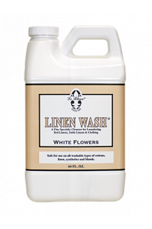 Linen Wash - White Flow..