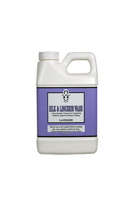 Silk & Lingerie Wash - Lavender 16oz