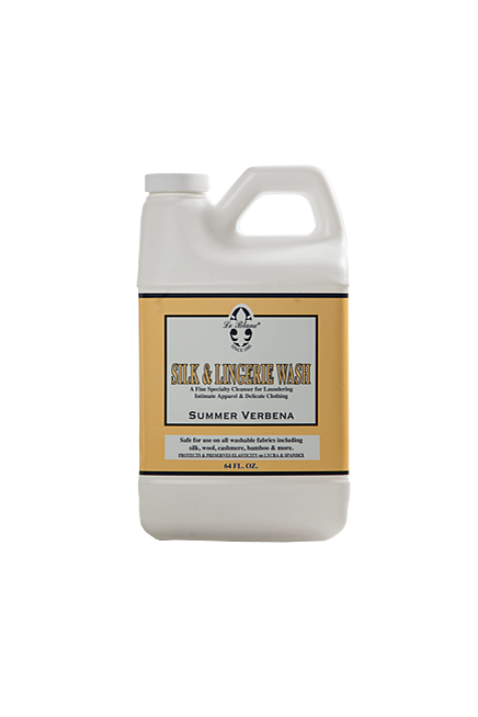 Silk & Lingerie Wash - Summer Verbena 64oz