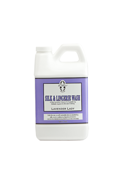 Silk & Lingerie Wash - Lavender 64oz